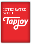 Integrated with Tapjoy